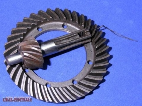 Bevel/crown gear set 10-35