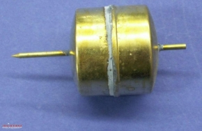 Brass float with fixed needle valve