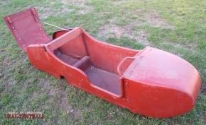 Knieschutz für M72 Boote