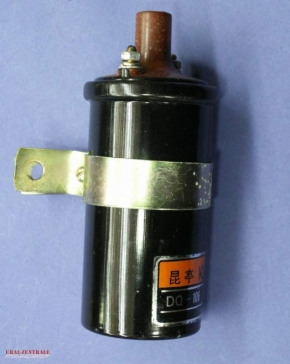 Oil cooled ignition coil 6 volts
