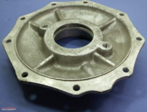 M72 / K750 engine cover for felt ring sealing