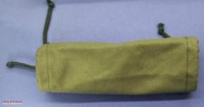 Überzug Stoßdämpfer / Federbein grün