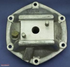 Deckel Achsantrieb Ural 2xM10