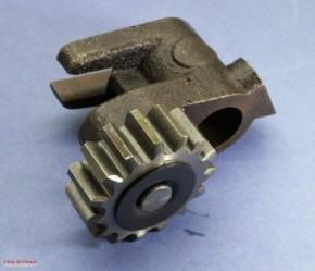 Reverse gear Ural