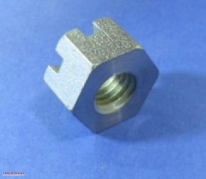 Castellated nut 10 mm for generator