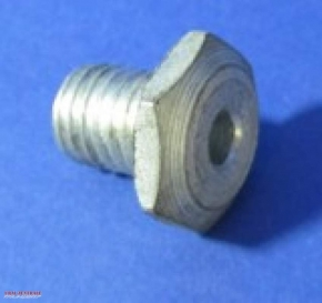 Signal fixing bolt, 12 mm with bore