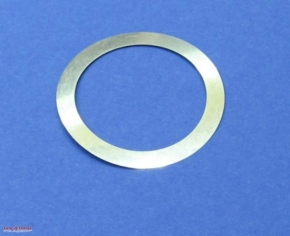 Distance washer 15x21x0.3 mm