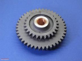 Kickstarter-Zahnrad Rückwärtsgang-Getriebe, 42 Zähne
