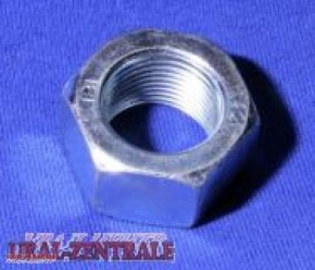 Nut M20 fine pitch thread, zinc-coated