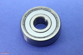 Ball bearing 6301 for Zündapp gearbox shaft 20 x 47 x 14