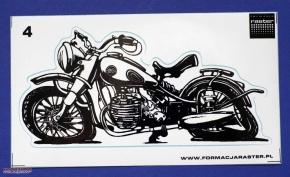 M72 caricature sticker lucent