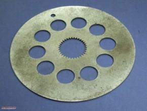 Plain clutch plate Zündapp