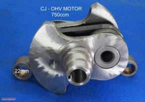 Crankshaft CJ ohv