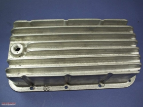 Extra large die cast aluminum Oil pan for Dnepr