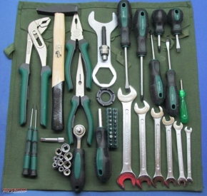 Tool set, original with bag