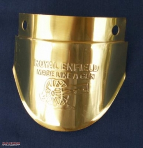 Front mudguard extension »Royal Enfield – Made like a Gun«