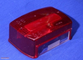 Spare lens tail light