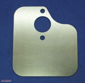 Wärmeschutzblech für K63 / K65 / K68 Vergaser