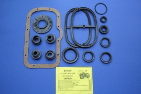 Sealing set rubber