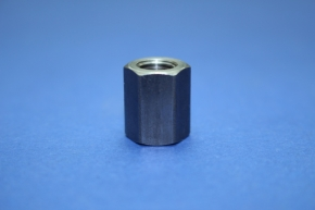 Nut M8 fine pitch thread, 12 mm hex, extra high