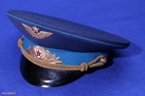 Peaked cap airforce