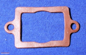 Gasket carburettor cover