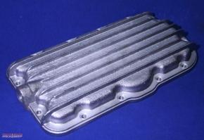 Oil pan aluminum flat, Ural, Dnepr, BMW, Chang-Jiang, Harley