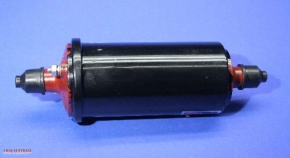 Double ignition coil, 12V, oil cooled