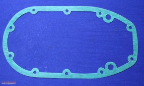 Engine cover gasket, improved
