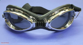 Aviator goggles narrow