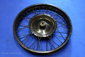 Wheel M72 black