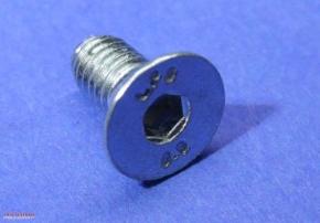 Countersunk Allen bolt M5 x 10