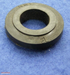 Shock absorber sealing conical