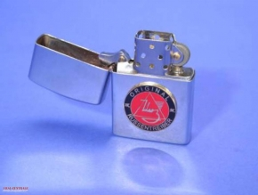 petrol lighter stainless steel