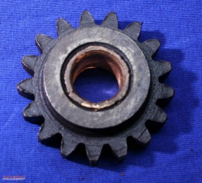 Pinion reverse gear small