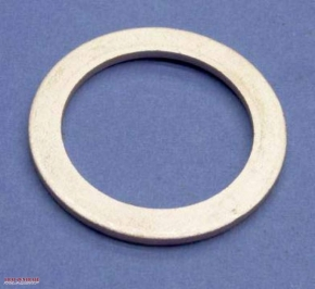 Sealing ring for telescopic fork lock bolt