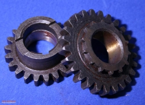 Pinion set longer 4th gear