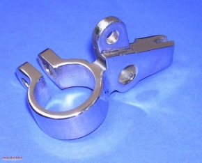 Clutch lever bracket stainless steel