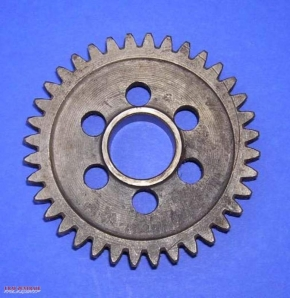 Pinion 1st gear Gear box M72