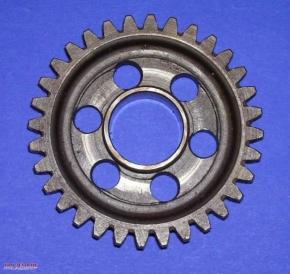 Zahnrad 2. Gang M72 Getriebe