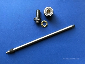 Release rod complete with thrust bearing 19 cm