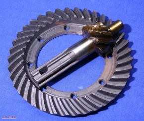 bevel/crown gear set 8-37