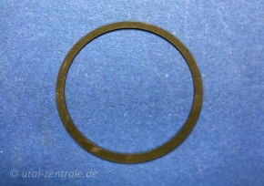 Spacer washer 52 x 46 x 0.3 mm thick