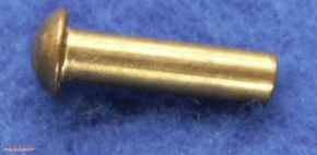 Copper rivet 4 x 15