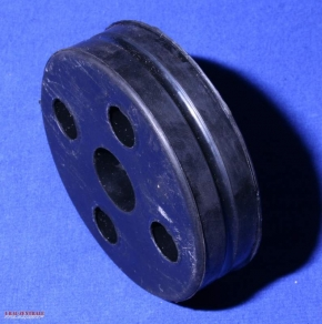 flexible disc rubber
