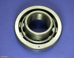 Roller bearing to replace ball bearing 204