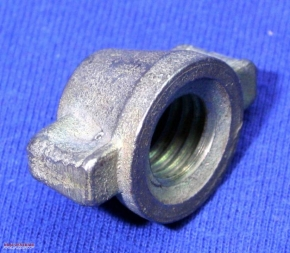 Nut for sidecar bolt